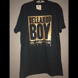 Bellergo boy small shirt